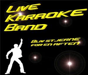 Live karaoke band