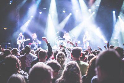 Fest musik booking